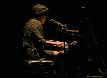 Concert Review: Melody Gardot, Philadelphia, 9/29/12