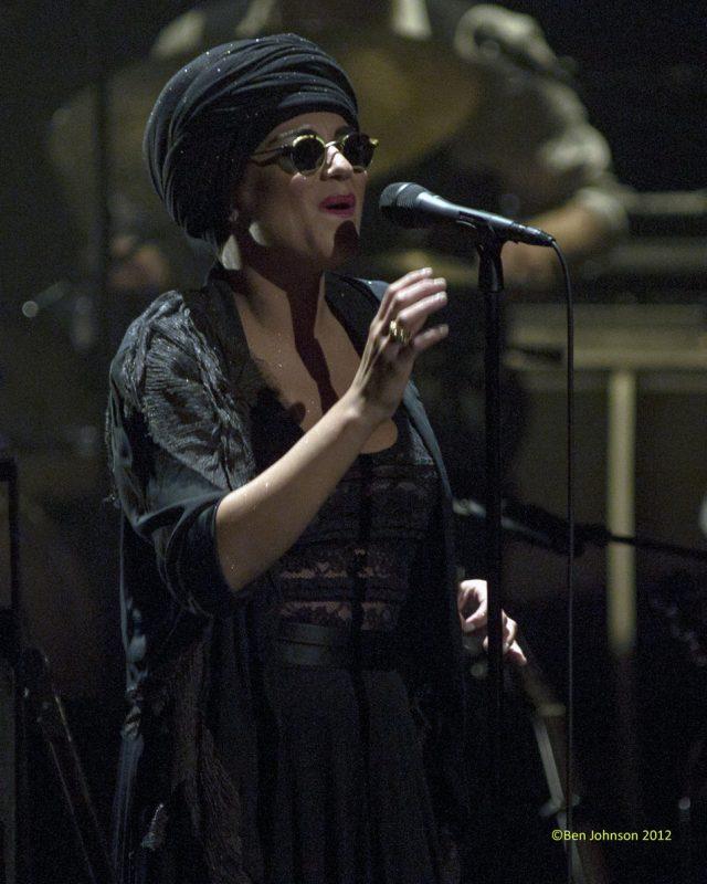 Melody Gardot, Philadelphia, 9/12