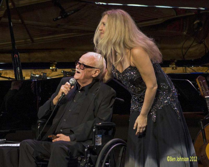 Toots Thielemans and Eliane Elias, JALC, NYC, 9-12