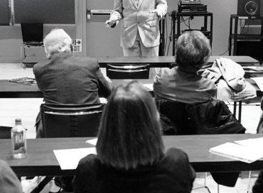 Phil Schaap: Coaching the Crowd