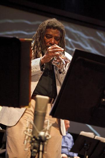 Wadada Leo Smith (photo: Steve Gunther)