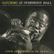 'Satchmo at Symphony Hall' cover image 0