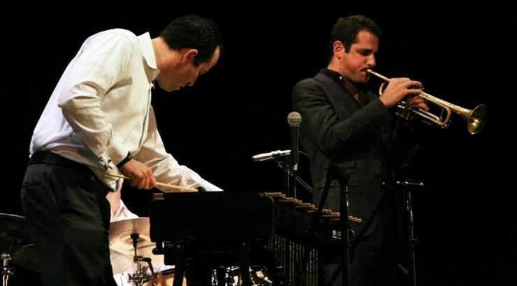 Christian Tamburr and Dominick Farinacci
