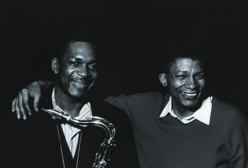 John Coltrane with Johnny Hartman, Van Gelder Studio, Englewood Cliffs, NJ 1963