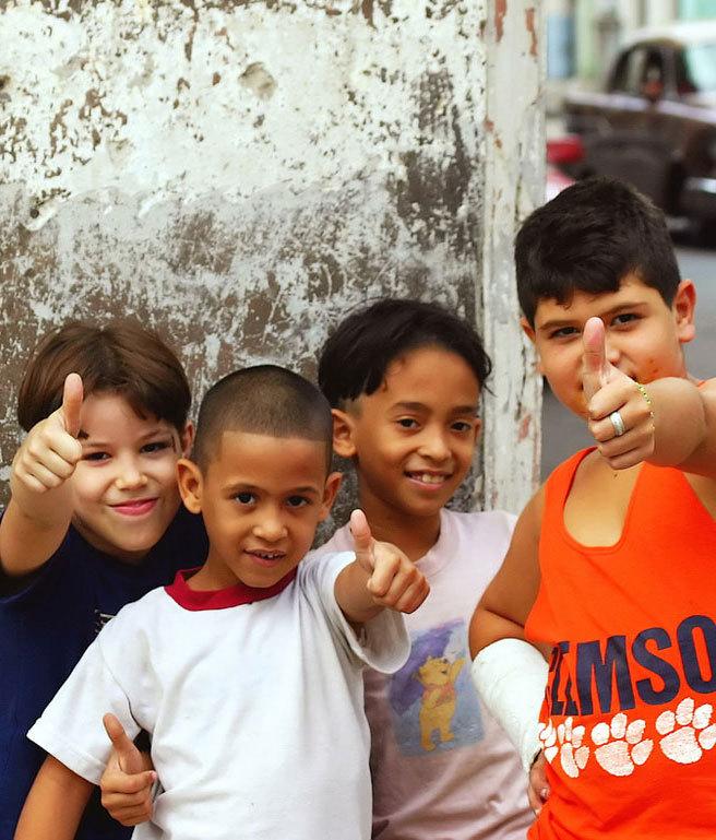 Insight Cuba - Children