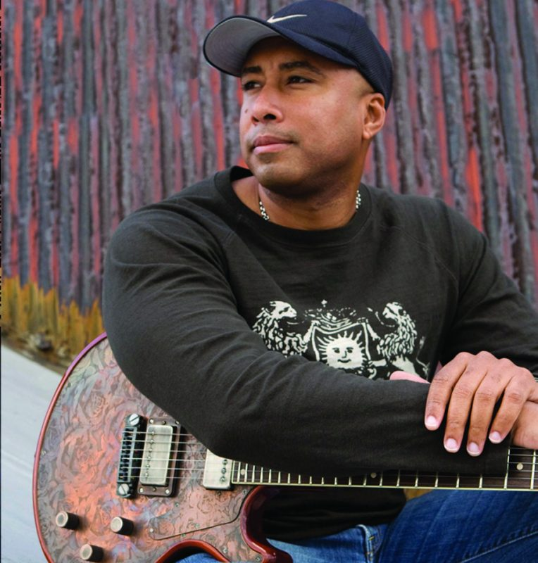 Bernie Williams, Photo courtesy of Reform Records