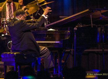 Ramsey Lewis in Cape May, NJ, 11-10-12