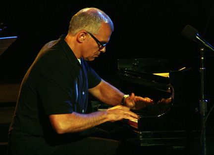 Laurence Hobgood at 2010 Tanglewood Jazz Festival