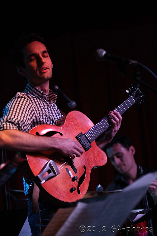Julian Lage at Winter Jazz Fest 2012