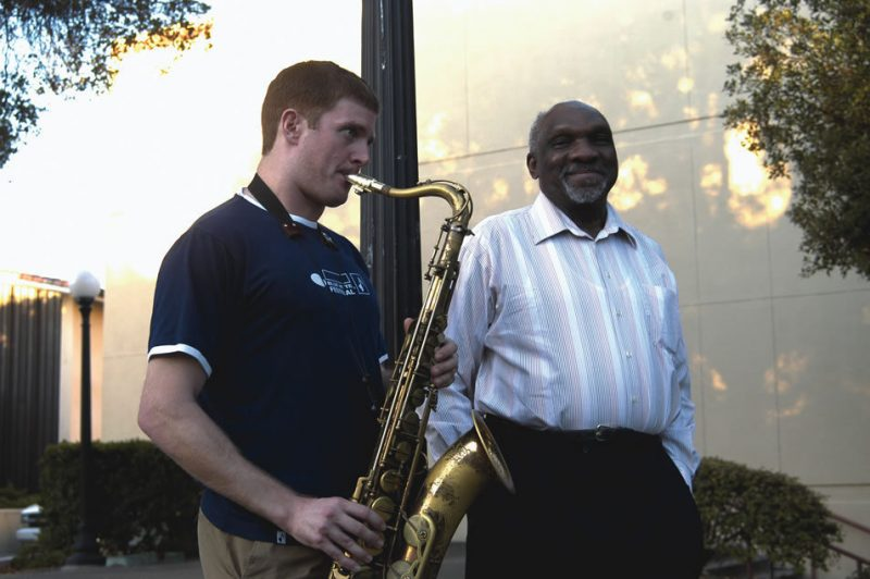 Eric Alexander and Harold Mabern