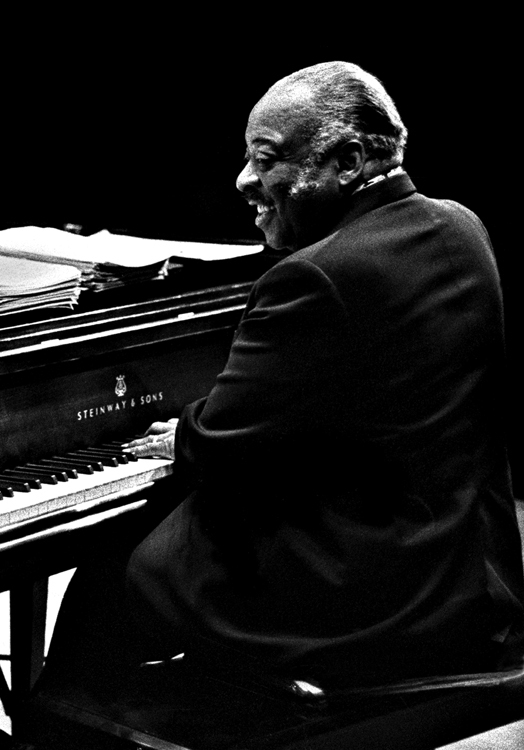 Count Basie, East Islip High School, Long Island, NY 1970s