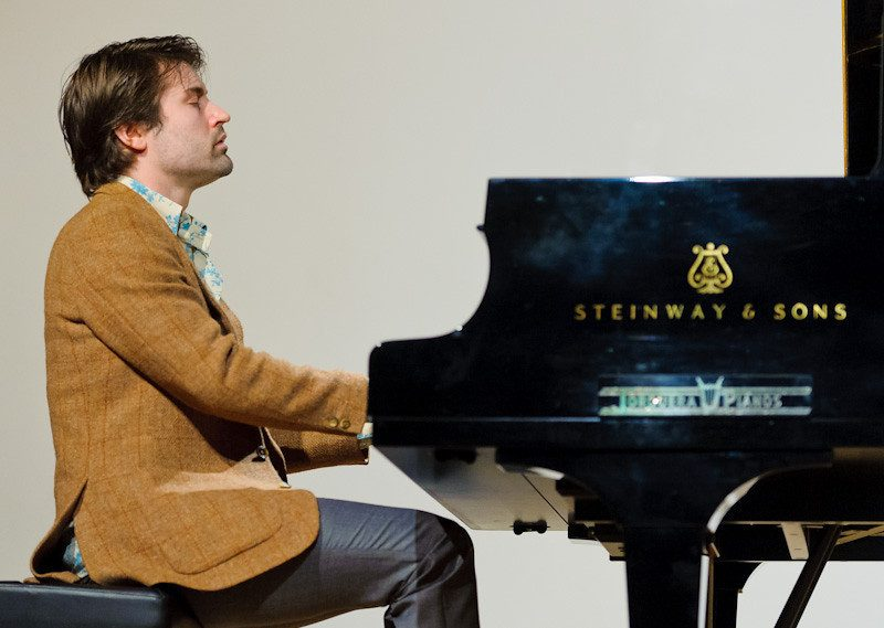 Dan Tepfer, Barcelona Jazz Festival 2012