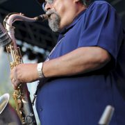Joe Lovano in performance with Soundprints at 2012 Detroit Jazz Festival image 0