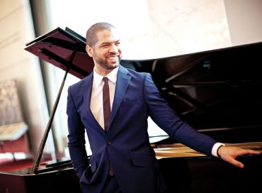 """Jason Moran: """"To Connect to Every Moment"""""""