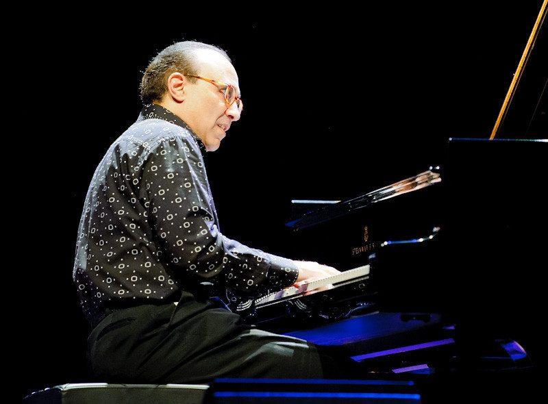 Michel Camilo, Barcelona Jazz Festival 2012