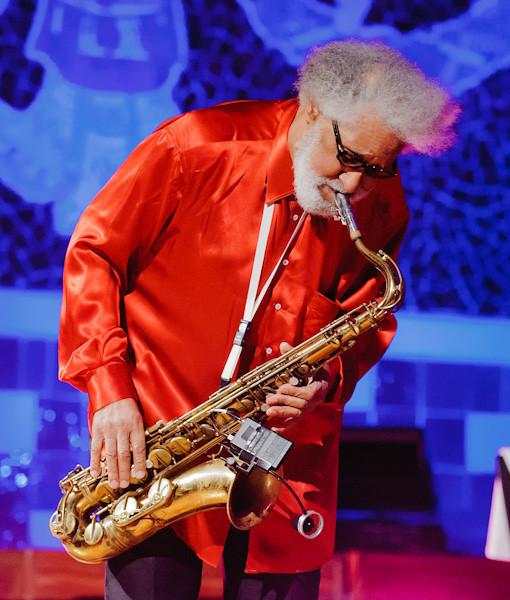 Sonny Rollins, Barcelona Jazz Festival 2012