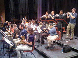 University of Nebraska-Lincoln Jazz Orchestra