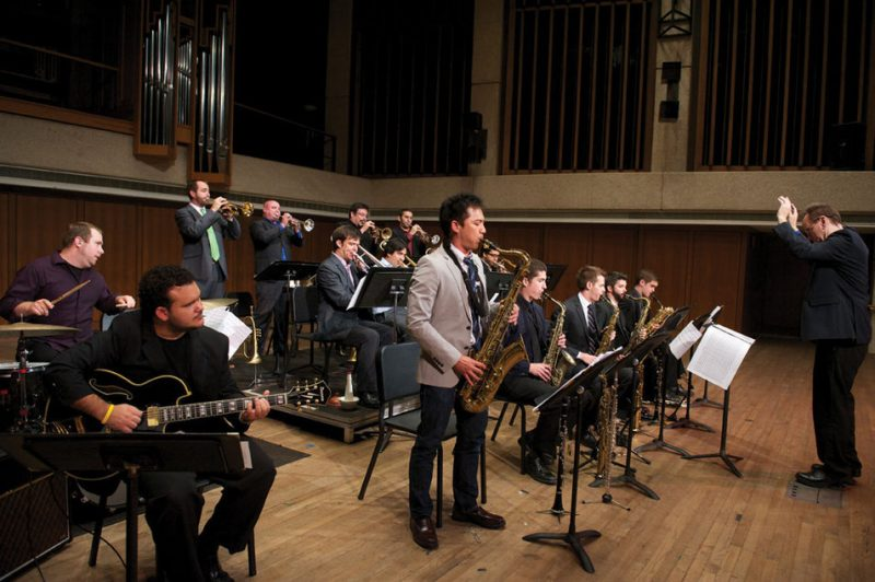 University of Texas at Austin UT Jazz Orchestra