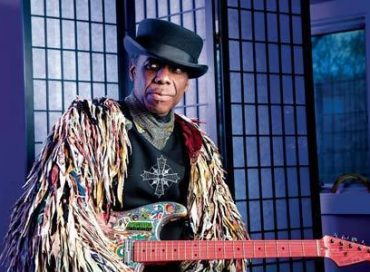 Guitarist Jef Lee Johnson Dies at 54