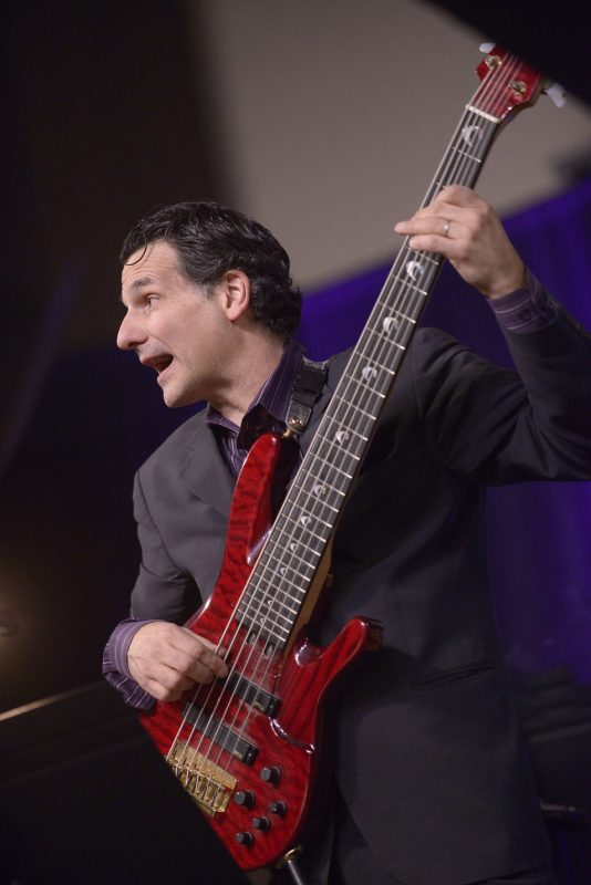 John Patitucci at the JEN Conference Jan. 2013