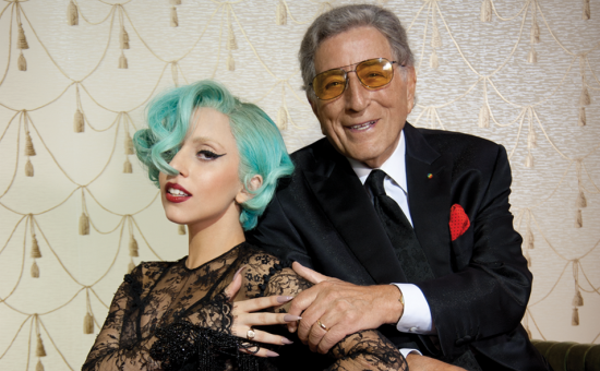 Lady Gaga and Tony Bennett image 0