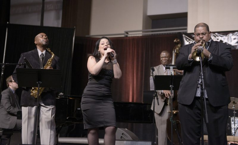 Northern Alternative Faculty Ensemble (University of Manitoba) at the 2013 Jazz Education Network Conference in Atlanta