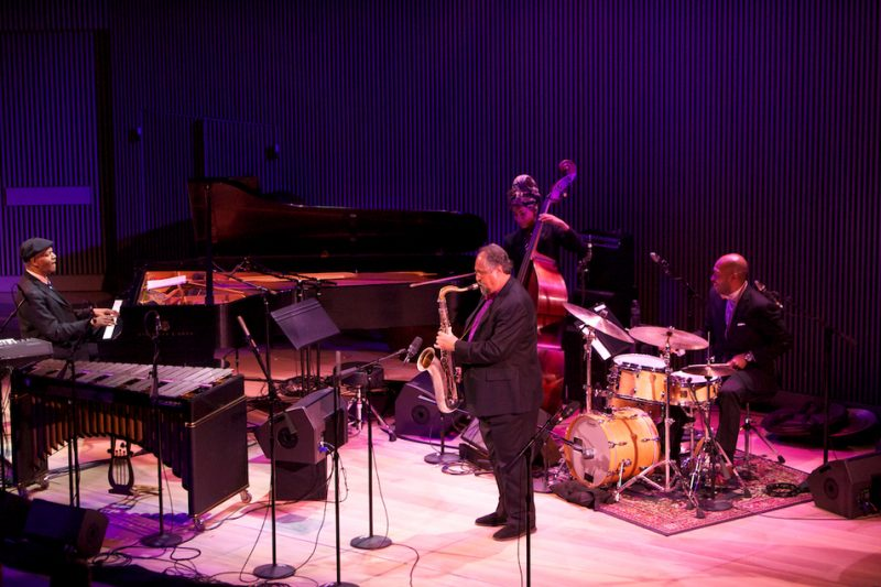 McCoy Tyner, Joe Lovano, Esperanza Spalding and Eric Harland, SFJAZZ Center, San Francisco, 1-13
