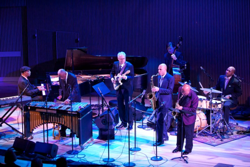 McCoy Tyner, Bobby Hutcherson, Bill Frisell, Joshua Redman, Matt Penman, John Handy and Eric Harland, SFJAZZ Center, San Francisco, 1-13