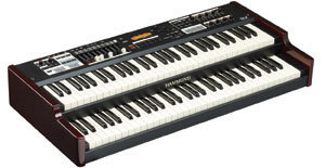 Vital Organ: Hammond's SK2 Stage Keyboard