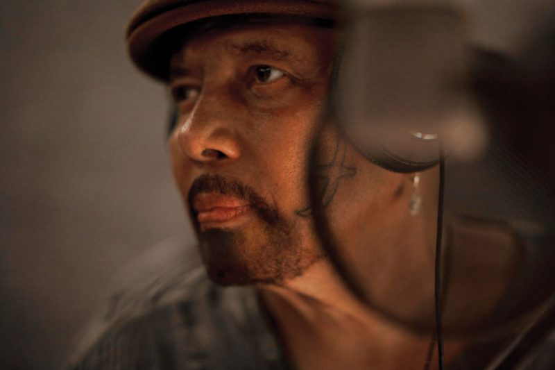 Aaron Neville at Electric Lady Studios, NYC, March 2012