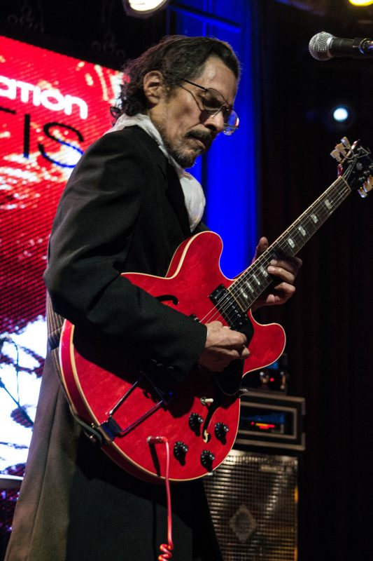 Shuggie Otis, Highline Ballroom, NYC 1-10-13