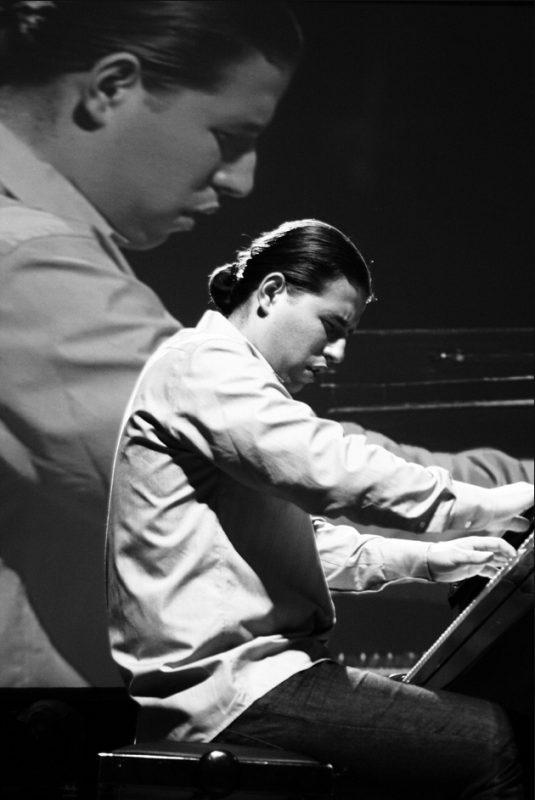 Alfredo Rodriguez in Congress Centre at 2011 Riga Jazz Festival