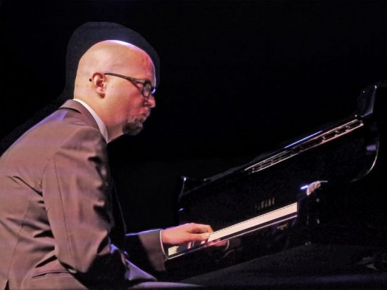 Ethan Iverson - The Bad Plus — at Toronto City Hall. image 0