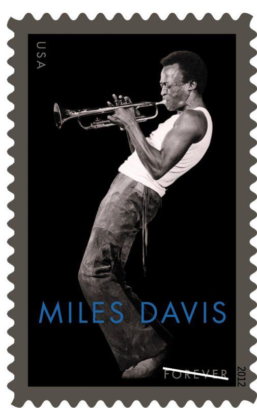 Miles Davis Forever Stamp
