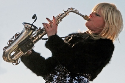 "Mindi Abair brings her music right to the ladies with ""Be Beautiful"" at the 2013 Punta Gorda Wine & Jazz Festival"