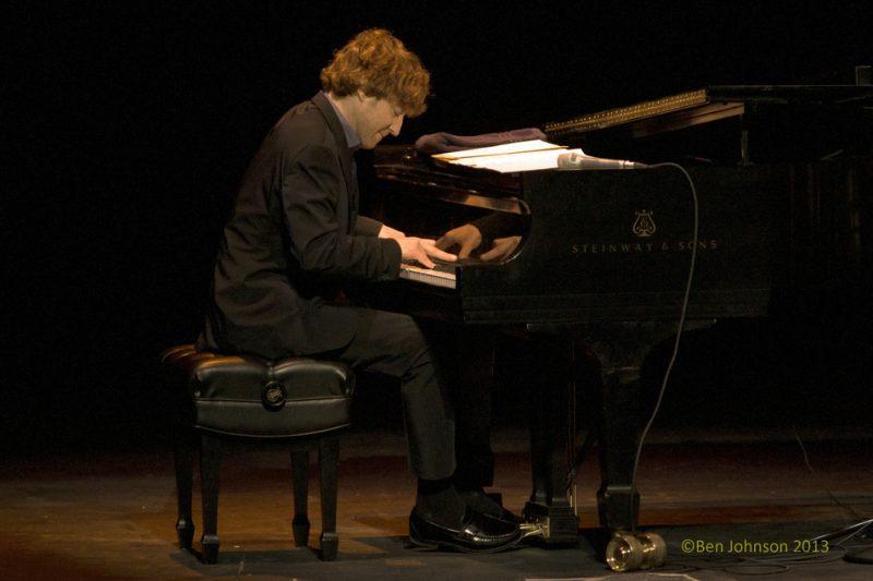 Benny Green,  Monterey Jazz Festival 55th Anniversary Tour, Philadelphia, 2-13