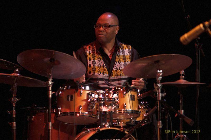Lewis Nash, Monterey Jazz Festival 55th Anniversary Tour, Philadelphia, 2-13