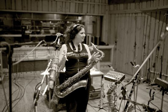 Anat Cohen at Avatar Studios, NYC, 12/11 image 0