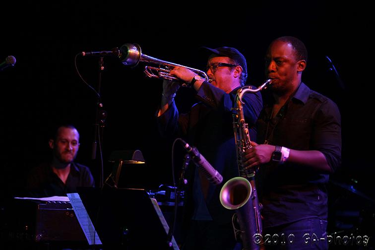 Dave Douglas & Keystone at Undead Jazzfest 2010