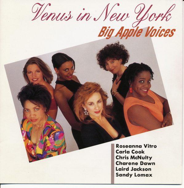 Cover of Venus in New York album