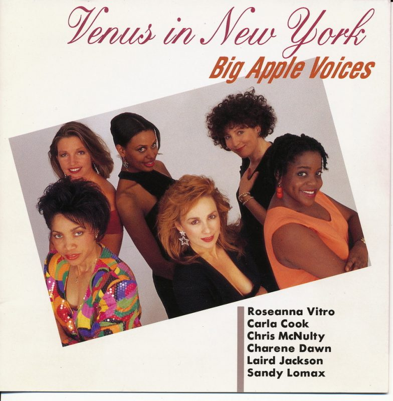 Cover of Venus in New York album