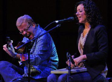 Luciana Souza/Romero Lubambo at the Jazz Standard 2/13/13
