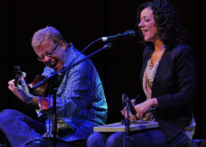 Luciana Souza and Romero Lubambo
