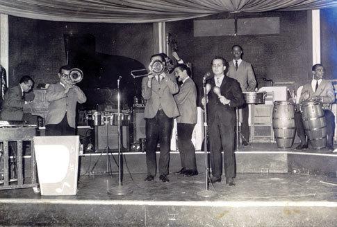 Eddie Palmieri's original La Perfecta, 1960s (Photo courtesy of Eddie Palmieri)