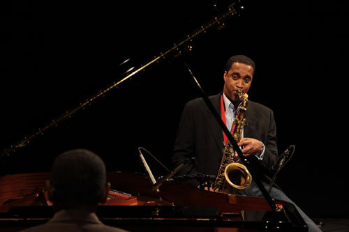 Javon Jackson, Portland jazz Festival 2013
