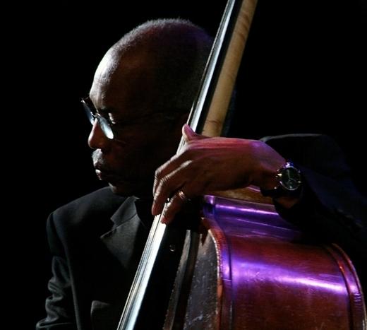 Jazz Club of Sarasota Satchmo Award-winner John Lamb, March 2013