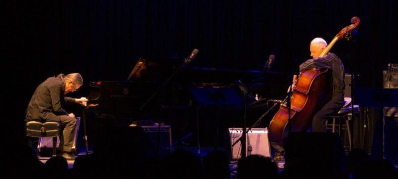 Masabumi Kikuchi, Gary Peacock, Paul Motian tribute concert, NYC, 3-13