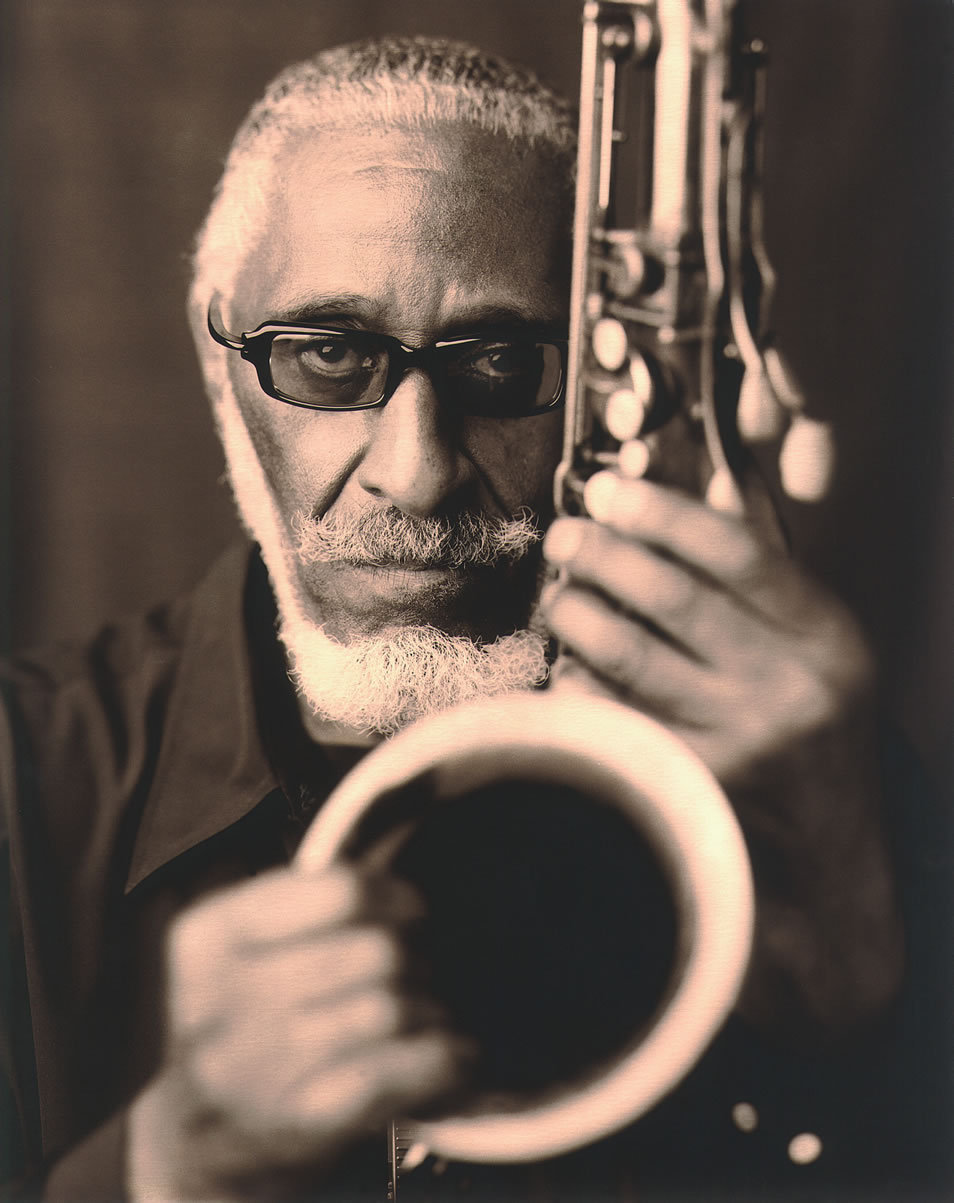 Interviewed By The Tarot: Sonny Rollins Interviewed By Joshua Redman: Newk's Time