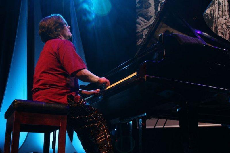 Chano Domínguez, 2013 Cape Town International Jazz Festival