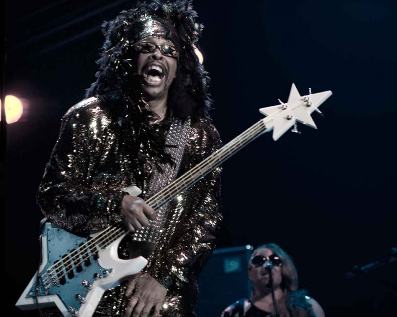 Bootsy Collins at North Sea Jazz 2011